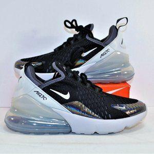 Nike Air Max 270 Y2K Pack Size 5Y BQ9240 001 Black